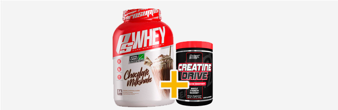 Ps whey y creatina drive
